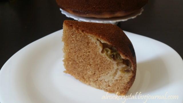 Кукурузный пирог с крыжовником 2 [640x480]