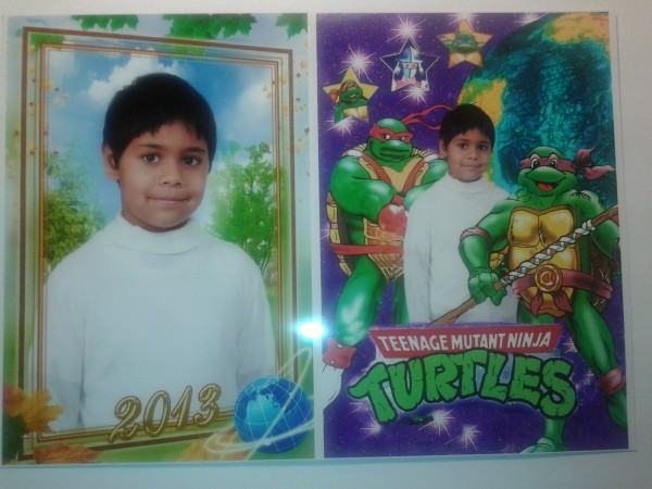 Ваня с черепахами