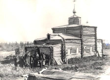 1905 год,освещение нового храма_(2)