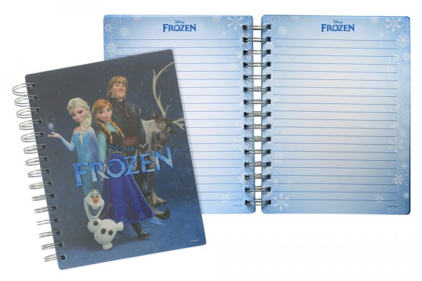 Frozen_Notebook
