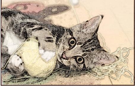 Kitten knitting sketch.jpg