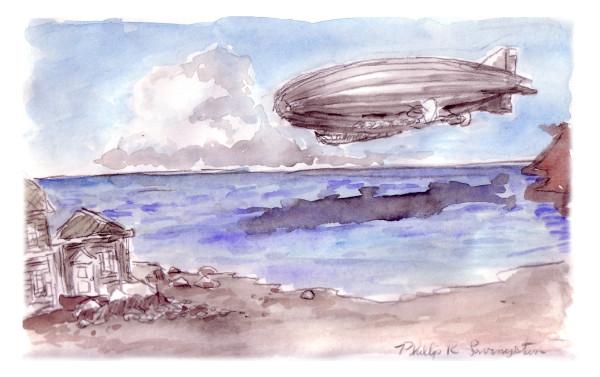Airship  #1