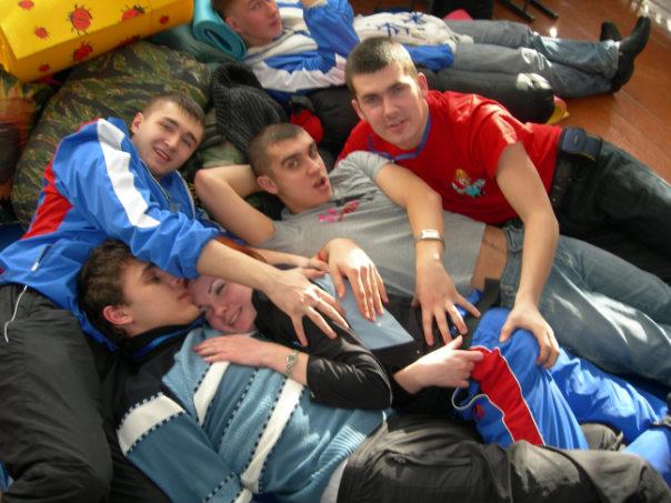 российские школьники устраивают оргии