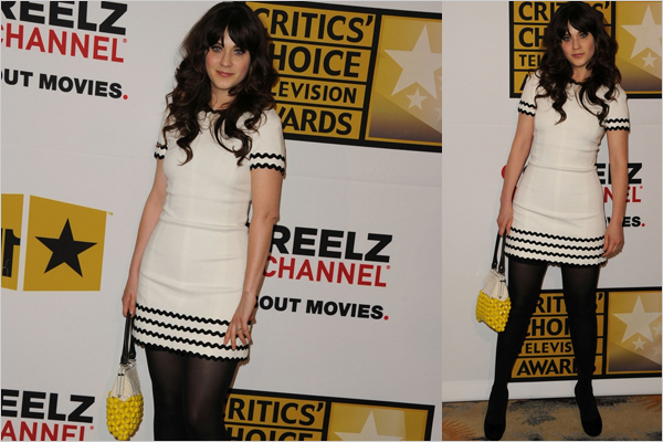 look-of-the-day-zooey-deschanel-at-critics-choice-television-awards