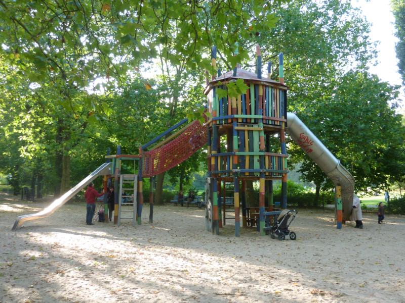 Rias-Spielplatz-Kufsteiner-Strasse