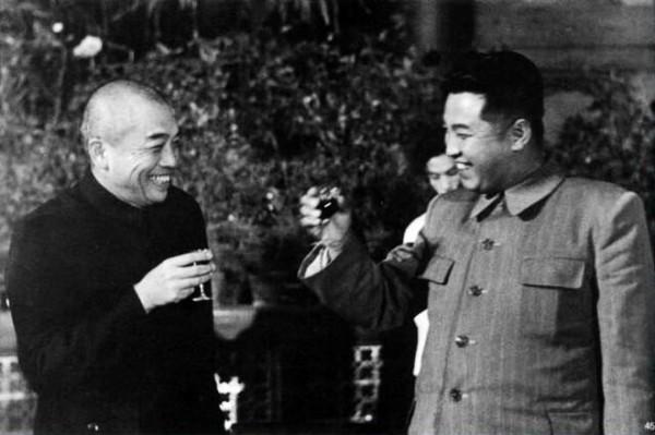 Пэн и Ким в 1955