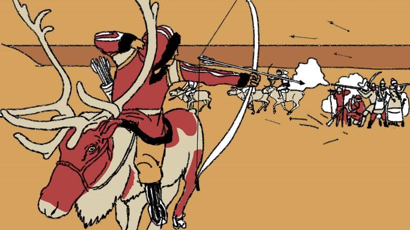 olenya kavaleria