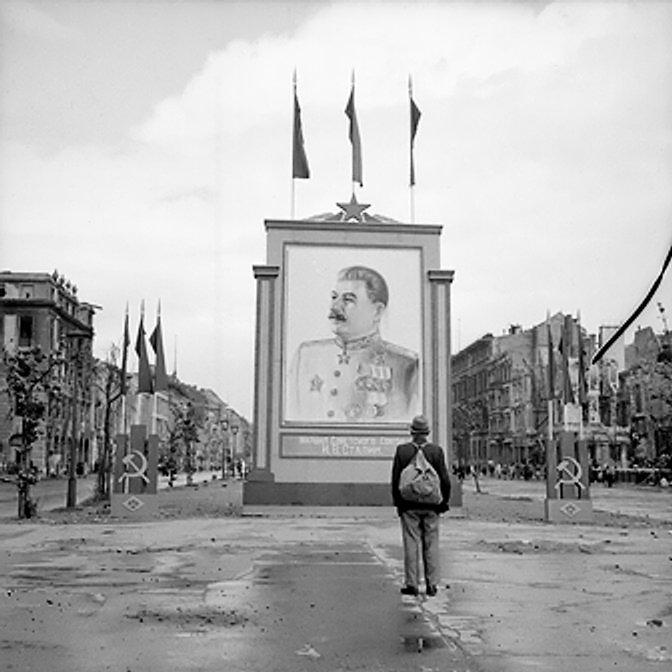 Unter-den-Linden Berlin Germany - 3 Jun 1945