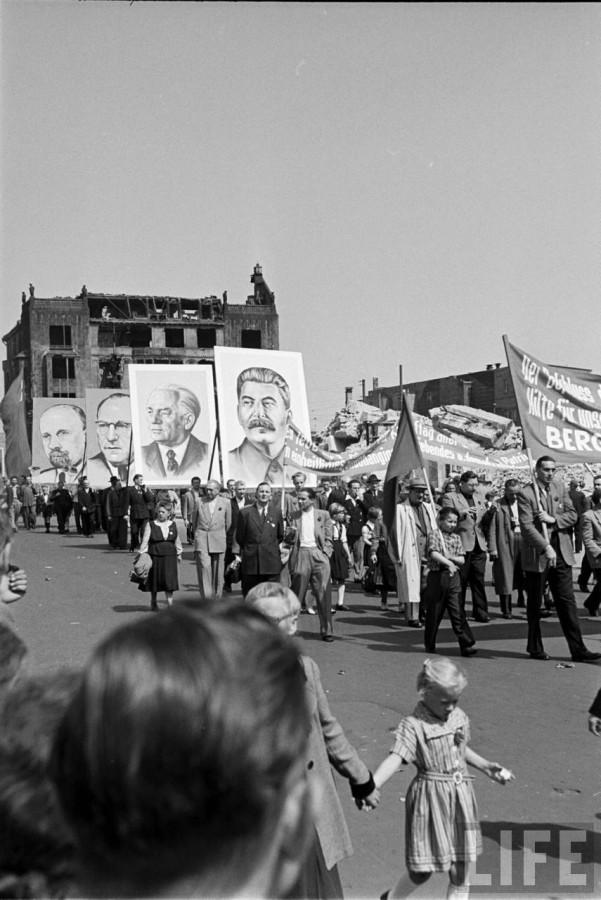 Берлин 1 мая 1953
