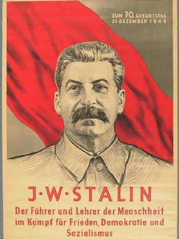Сталин фюрер