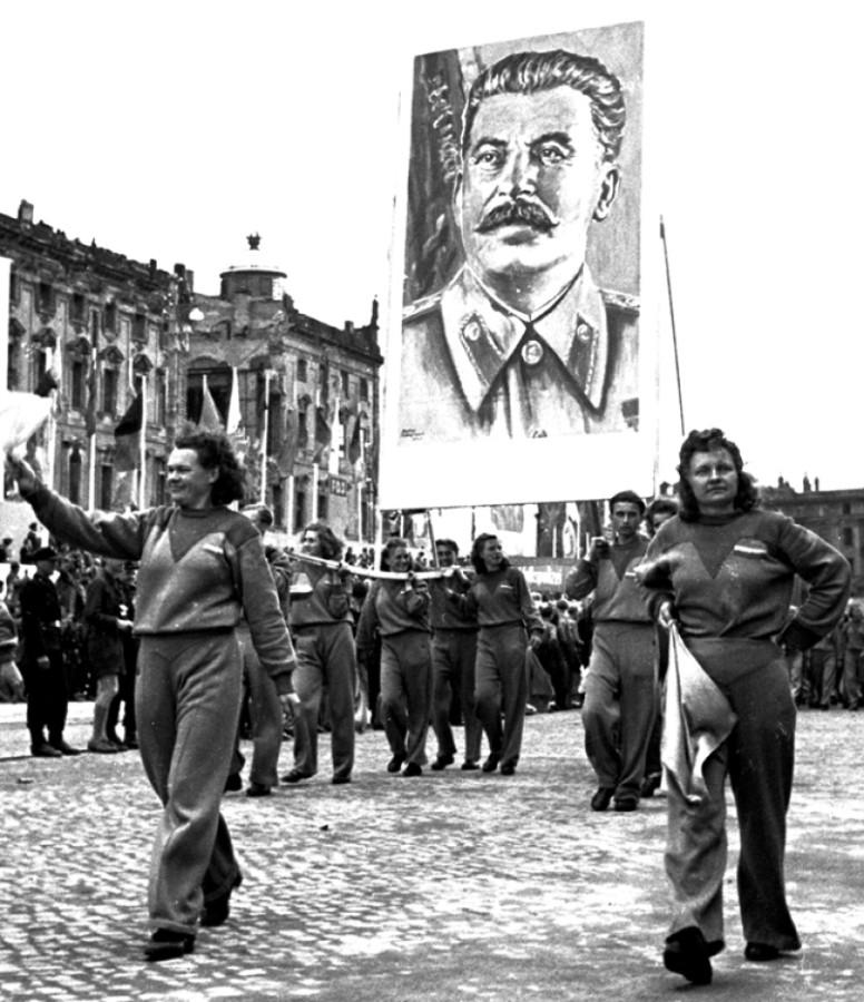 Берлин май 1950