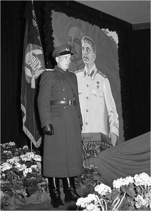 в ГДР народный полицейский