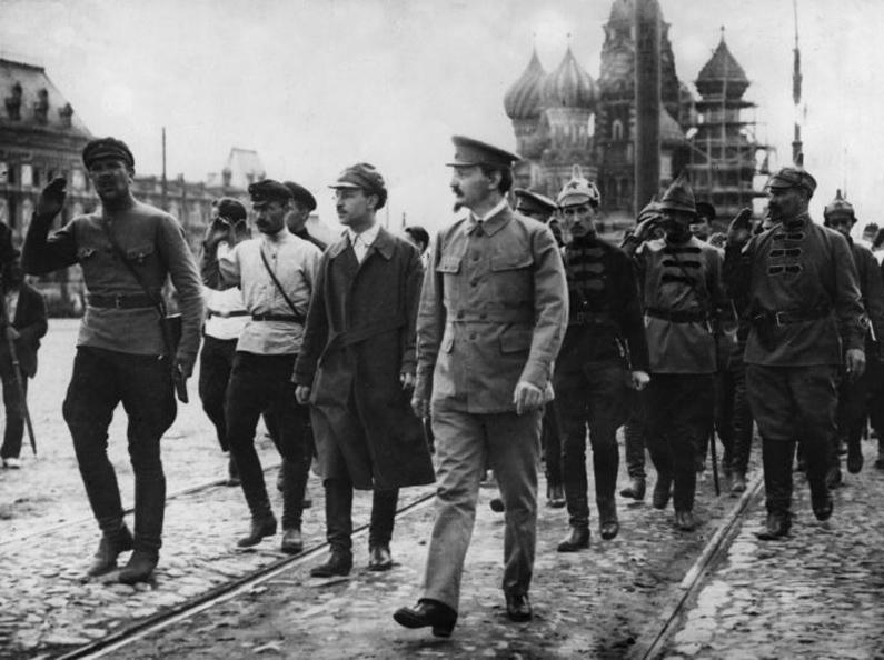 Trotsky-armata rossa