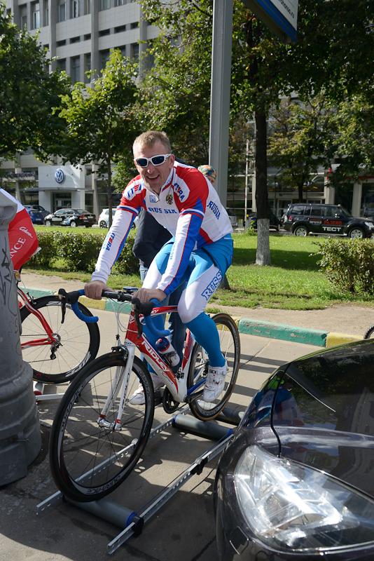 Критериум Таганское велокольцо-2