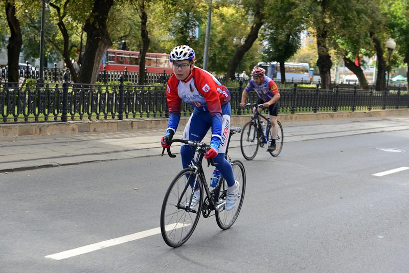 Критериум Таганское велокольцо-8