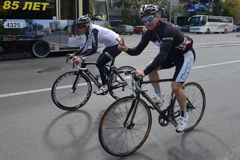 Критериум Таганское велокольцо-9