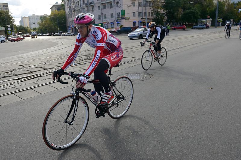 Критериум Таганское велокольцо-11