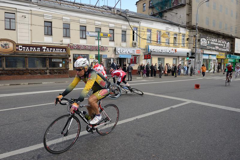 Критериум Таганское велокольцо-14