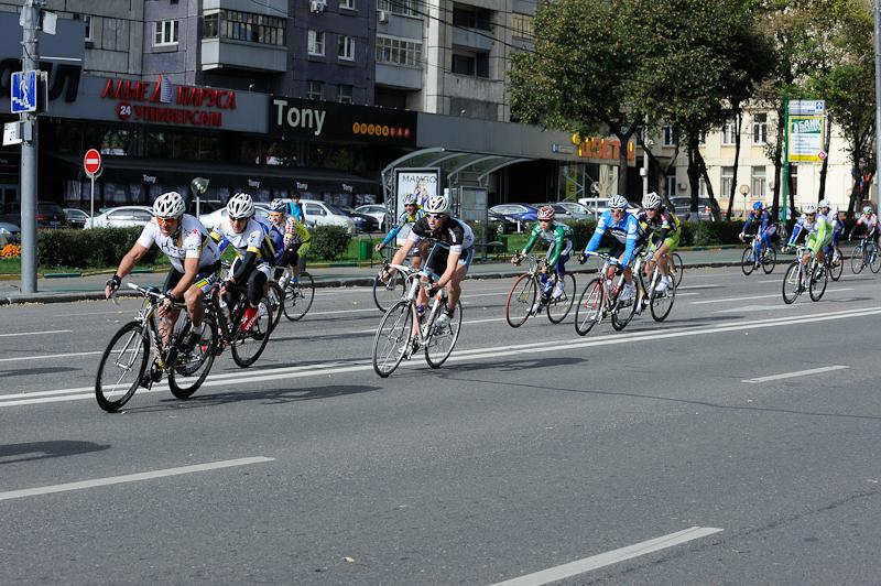 Критериум Таганское велокольцо-77