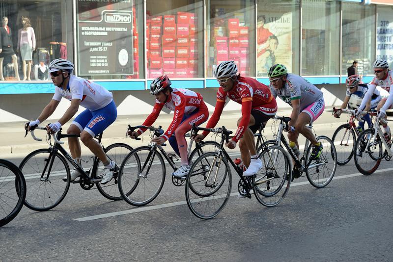 Критериум Таганское велокольцо-31
