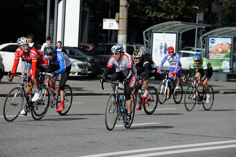 Критериум Таганское велокольцо-84