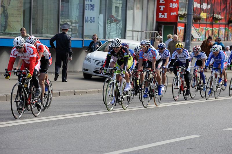 Критериум Таганское велокольцо-86