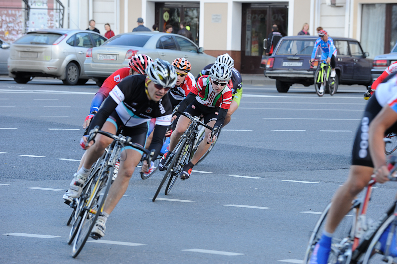 Критериум Таганское велокольцо-89