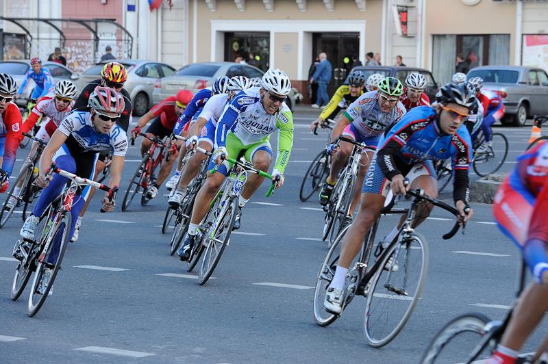 Критериум Таганское велокольцо-91