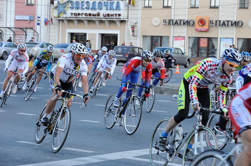 Критериум Таганское велокольцо-92