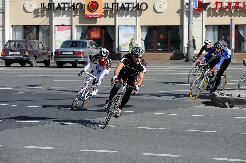 Критериум Таганское велокольцо-95