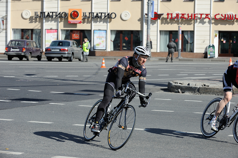 Критериум Таганское велокольцо-98