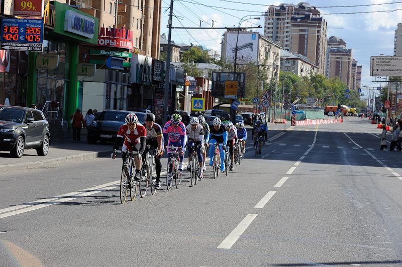 Критериум Таганское велокольцо-114