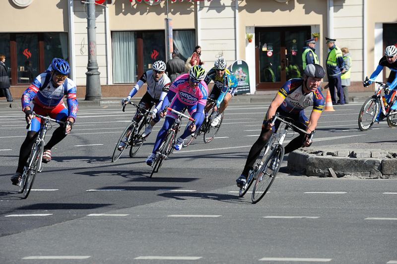 Критериум Таганское велокольцо-115