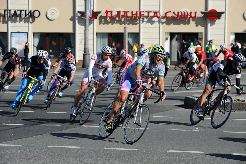 Критериум Таганское велокольцо-130