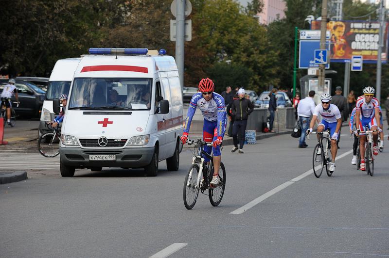 Критериум Таганское велокольцо-168