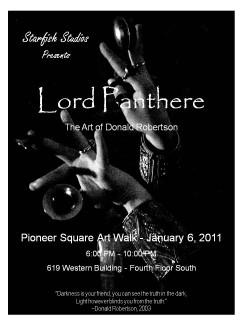jan 2011 art walk
