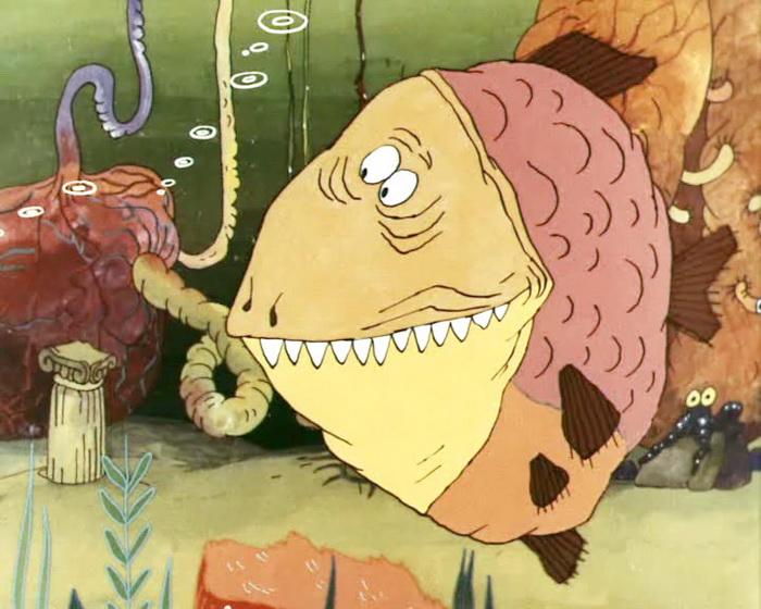 1983 - Ух ты, говорящая рыба! (Роберт Саакянц).jpg