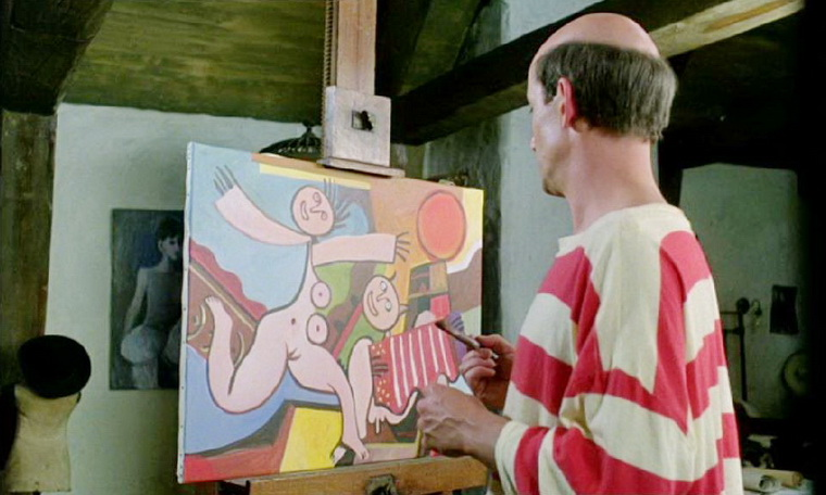 1978 - Приключение Пикассо (Таге Даниэльссон).JPG