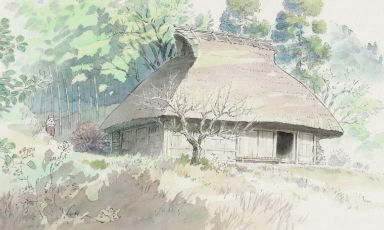 2013 - Сказание о принцессе Кагуя (Исао Такахата).jpg