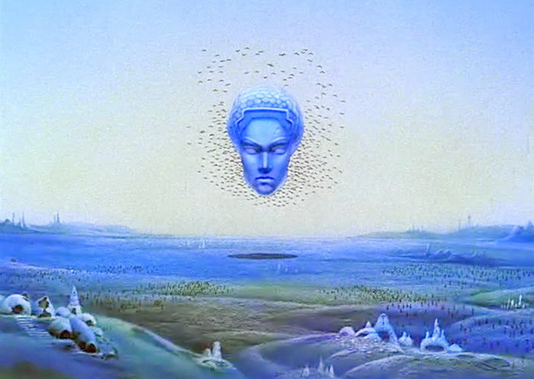 1988 - Гандахар (Рене Лалу).jpg