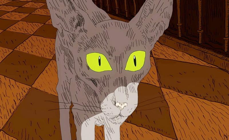 2011 - Кот раввина (Антуан Делево, Жоанн Сфар).jpg