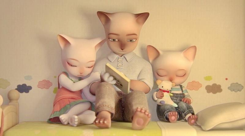 2012 - Три маленькие кошки (Бенуа Делоне и др.).jpg