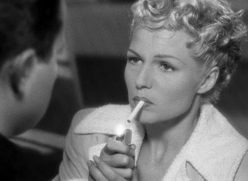 1947 - Леди из Шанхая (Орсон Уэллс)