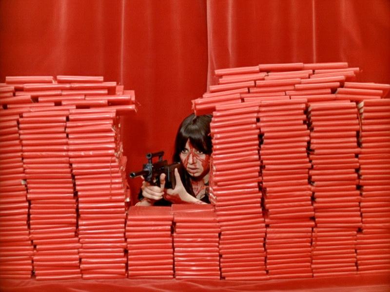 1967 - Китаянка (Жан-Люк Годар)