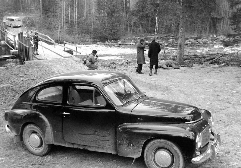 1963 - Причастие (Ингмар Бергман)