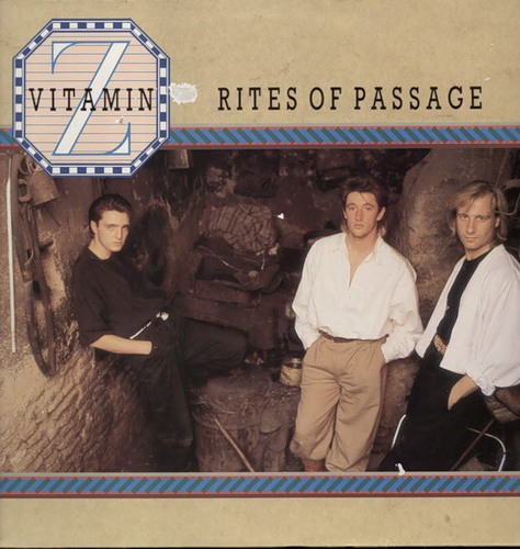 Vitamin Z - Rites Of Passage
