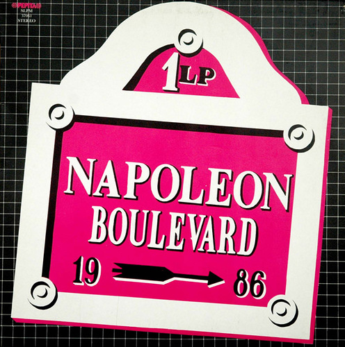 Napoleon Boulevard - I