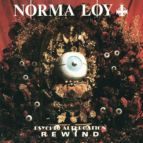 Norma Loy - Psychic Altercation / Rewind