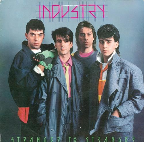 Industry - Stranger To Stranger