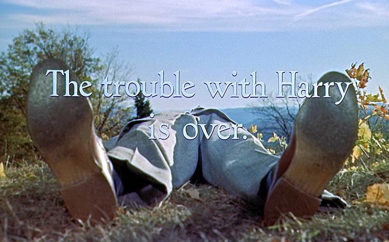 1955 - Неприятности с Гарри (Альфред Хичкок)